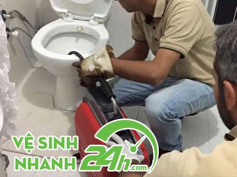 Dịch vụ thông cống nghẹt Sơn Trà