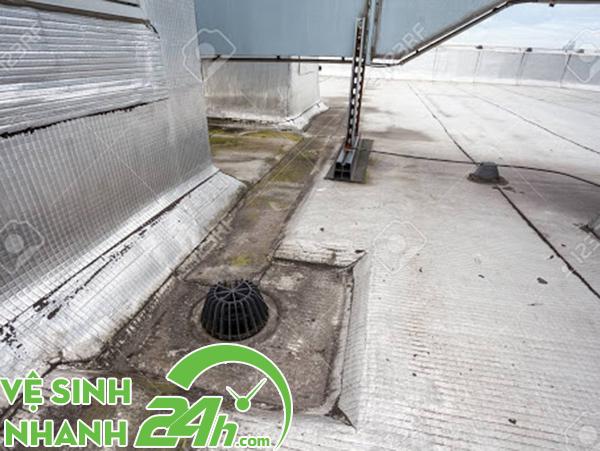 Gọi dịch vụ thông cống nếu đường ống thoát nước bị tắc