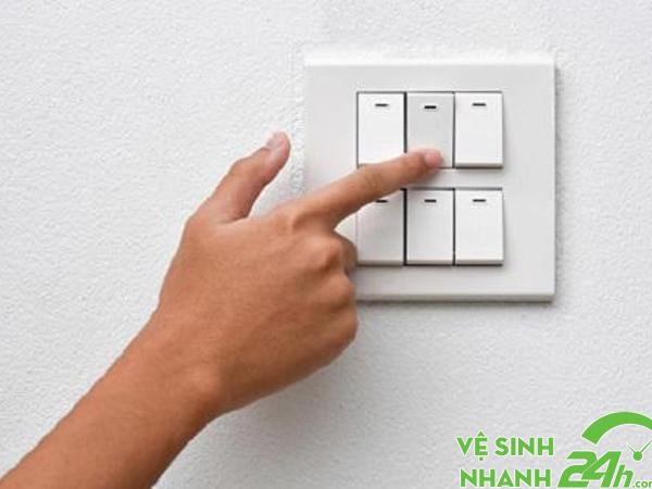 Tiết kiệm điện giúp máy phòng