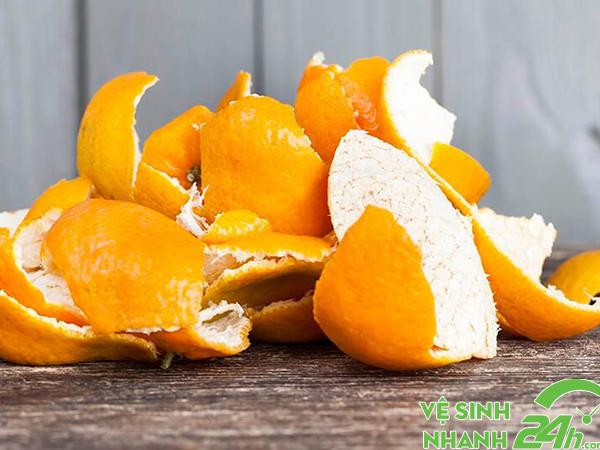 Cam quýt là một trong những loại quả đuổi gián tốt